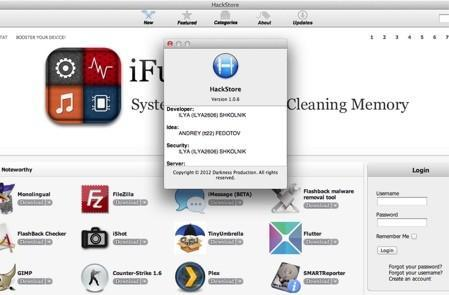 HackStore collects non-Mac App Store apps together