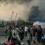 Analyzing Beirut's massive explosion, which killed at least 135