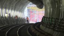 Turkey's tunnel links east to west