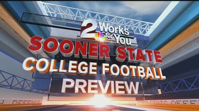 2014 Sooner State Football Preview - part one