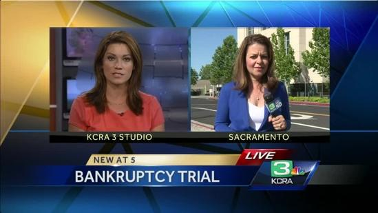 Stockton bankruptcy could mean losing City Hall