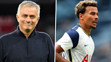 'Are you going to ask Frank about Thiago Silva?' - Tottenham boss Mourinho silent on Alli after dropping midfielder again