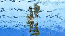 Greek Olympic artistic swimmers isolated over virus cluster