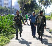Philippine police find home-made bomb near U.S. embassy, rebels suspected