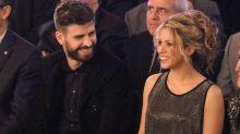 Gerard Piqué desmiente rumores de separación de Shakira
