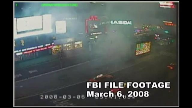 New Footage of Times Square Bomber