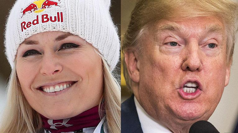 Lindsey Vonn Has A Message For Her Trump-Supporting Twitter Trolls