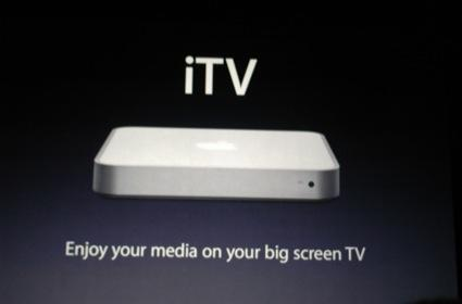 Apple to release iTV video streaming box in 2007