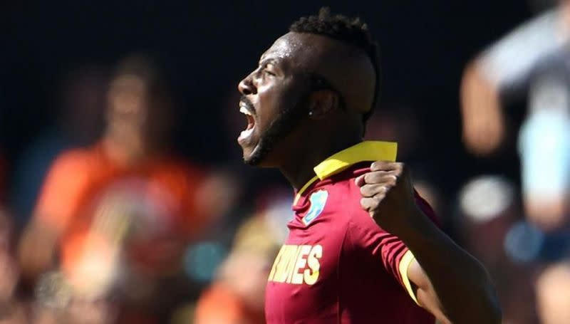 Dre Russ is back for West Indies