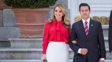 Angélica Rivera se enfrenta con Letizia de España en un duelo de moda; mira cómo lució