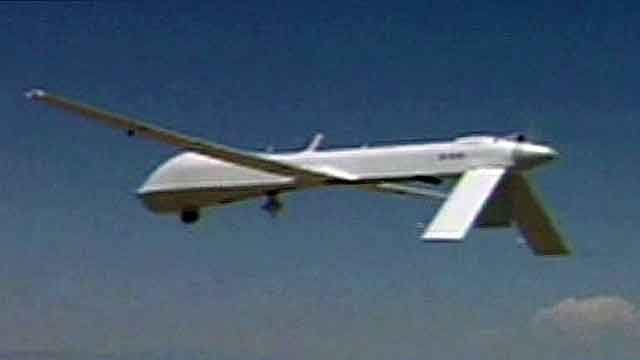 Iranian jets attempt to shoot down US drone