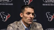 Nick Caserio says Texans not picking until Round 3 'not that big of a deal'