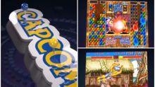 Capcom「懷舊主機」雙打手掣設計 收錄16款遊戲10月發售