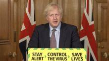 Boris Johnson says coronavirus may have 'its own kinetic force' amid warnings of second wave