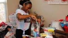 """""""I know how it feels to not have food:"""" This 14-year-old is feeding Charlotte's homeless"""