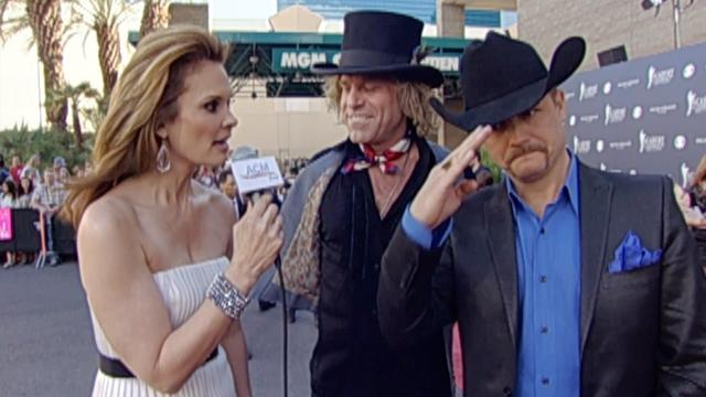 ACM Awards 2011- Big and Rich Interview
