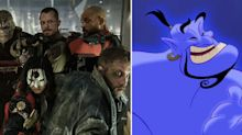 How the live-action Aladdin might delay Suicide Squad 2