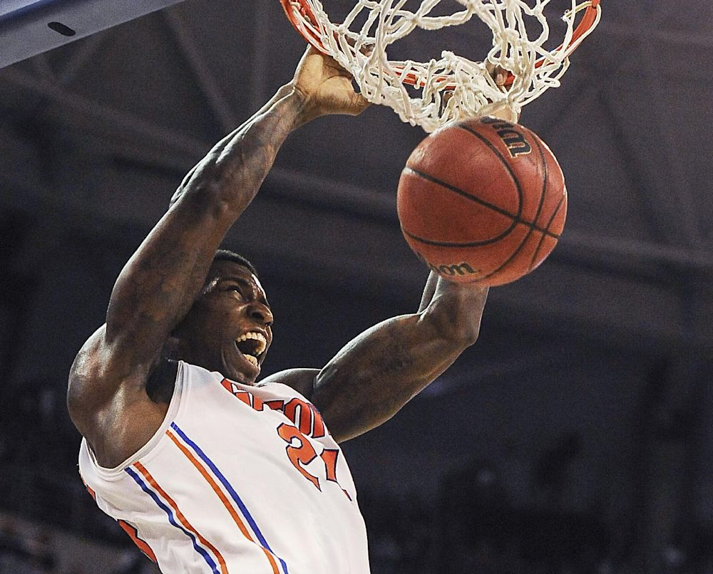 Florida's Prather cleared to play at Auburn