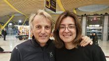 """Sandra Barneda recuerda a Nagore Robles en su aventura con Jesús Calleja: """"Es lo más fuerte que me ha pasado"""""""