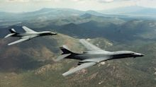 U.S. bombers challenge China in South China Sea flyover
