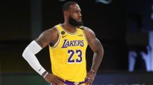 LeBron James Sombre After Losing Black Panther and Black Mamba in 2020