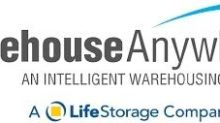 Warehouse Anywhere, Life Storage's Third-Party Logistics Solution, Launches Third Micro-Fulfillment Center in Partnership with Deliverr