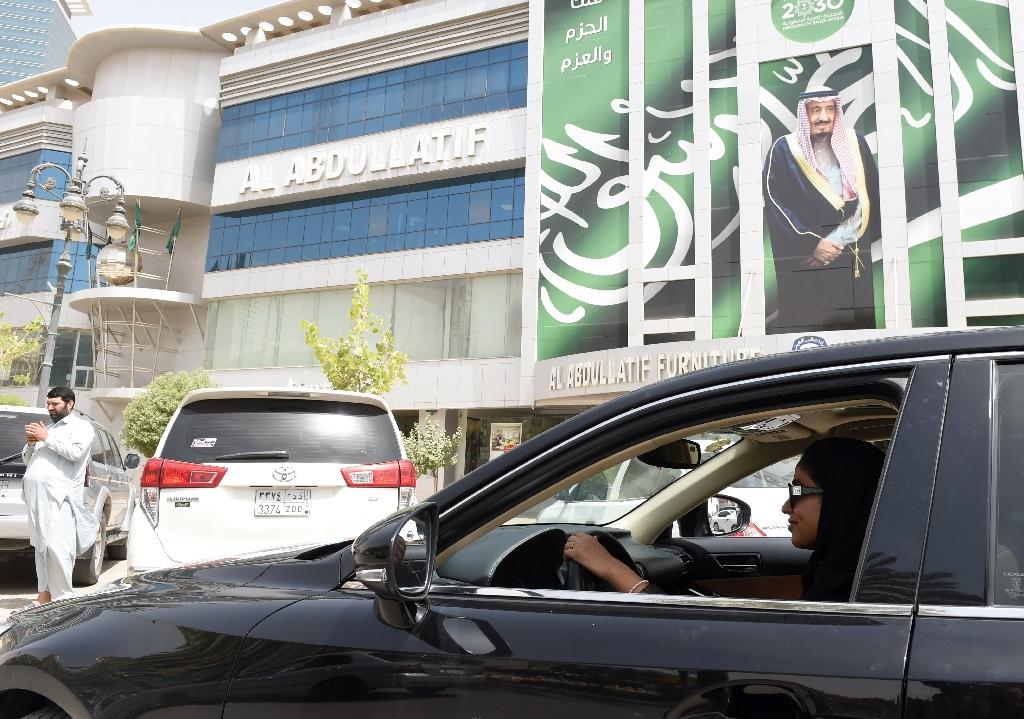 Reforms kickstarted by Saudi Crown Prince Mohamed bin Salman include the historic decision to allow women to drive in the kingdom (AFP Photo/Fayez Nureldine)