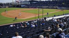 Having a ball: Judge, Yankees glad to see some seats filled