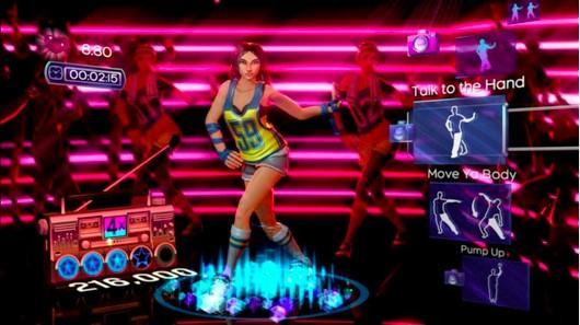 Dance Central and You Don't Know Jack demos on Xbox Marketplace