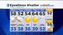 Kate's Monday Afternoon Forecast: March 30, 2015