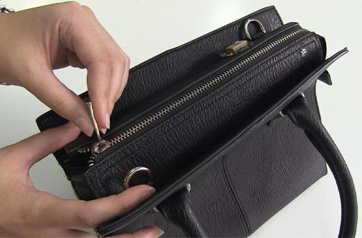 This smart handbag could stop you from overspending