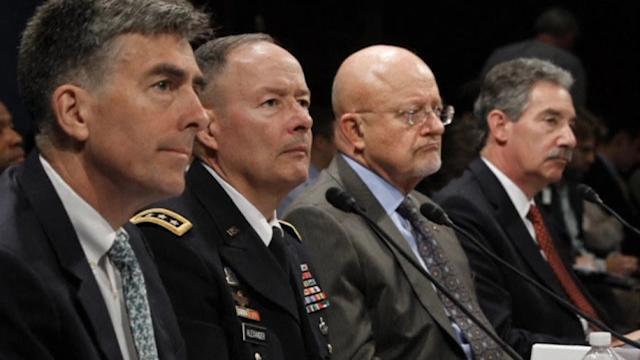 Top U.S. intelligence chiefs call spying reports