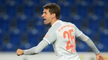 Thomas Mueller's Bayern form fuels calls for Germany recall