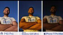P40 Pro surpreende em comparativo de câmeras com iPhone 11 Pro Max e S20 Ultra