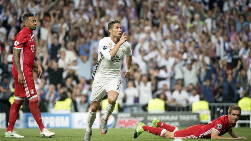 Histórico! De novo! Cristiano Ronaldo faz o seu gol 100 na Champions League