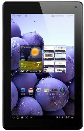 LG makes Optimus Pad LTE official, 8.9-inch IPS tablet coming first to South Korea