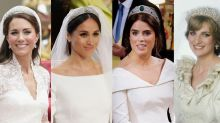 The 25 Most Gorgeous Royal Wedding Tiara Moments of All Time