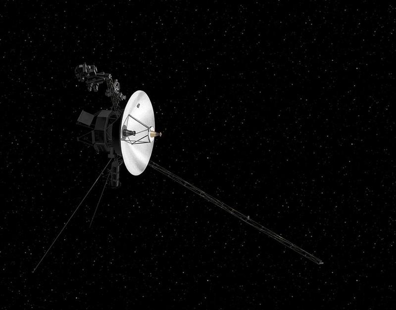 Voyager 2's First Reports from Interstellar Space Surprise Scientists