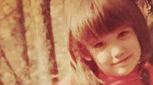 ¿Reconoces a esta famosa de niña?
