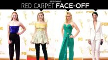 Pants Party! Tatiana Maslany, January Jones & More Ditch Dresses on the Emmys Red Carpet