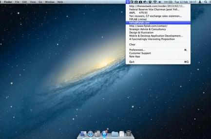 Weekly Mac App: CopyClip is a no-frills clipboard manager