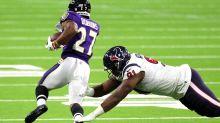 Texans' run defense 'was bend but don't break, and we broke'