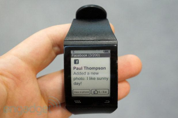 E Ink and Sonostar pair up for Mobius flexible-display smartwatch, we go hands-on at Computex