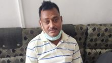 Vikas Dubey: On-the-run gangster arrested in India