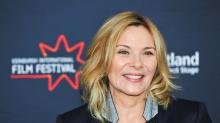 Here's What Kim Cattrall Has to Say About Her Sex and the City Co-Star Cynthia Nixon's Run for Governor