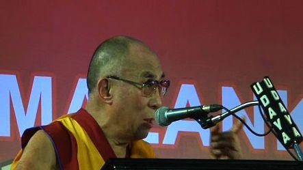 India the role model for harmony in diversity: Dalai Lama