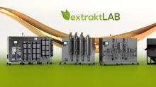 extrakLab Announces Launch of New Equipment for Hemp CBD Oil Production