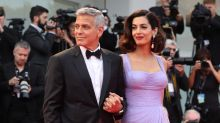 Here Are the Exact Products to Get Amal Clooney's Red Carpet Look from the Venice Film Festival
