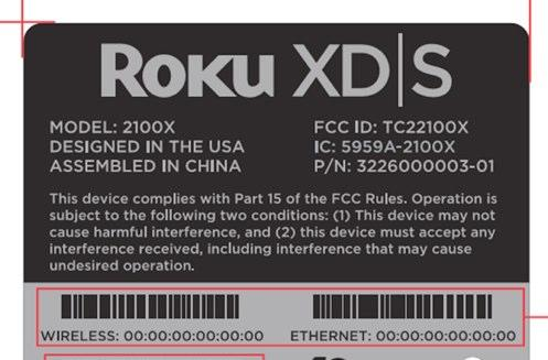 Roku hits FCC with XD S player to complement its upcoming XD line