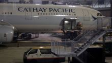 Air China has no plans to take over Cathay Pacific - media report
